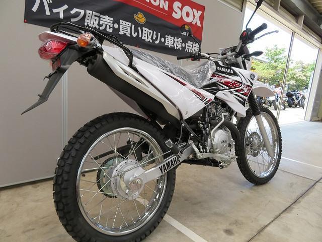 ヤマハ XTZ125 輸入新車の画像(埼玉県