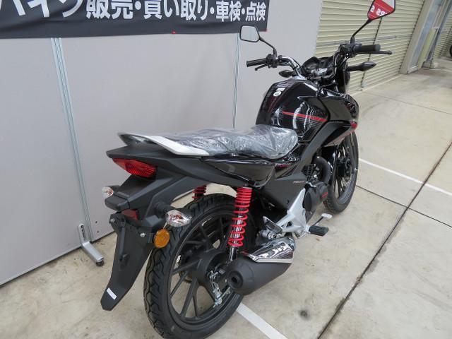 ホンダ フォーチュンウイング125 輸入新車の画像(埼玉県