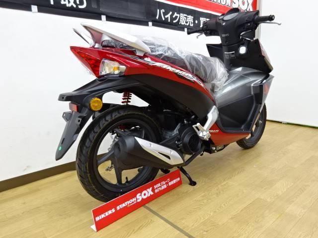 ホンダ タラニス110 STD 輸入新車の画像(埼玉県