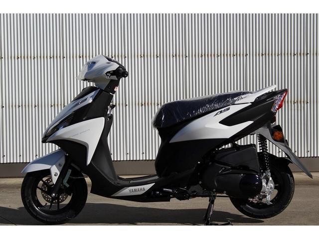 ヤマハ AS125 Fi 輸入新車の画像(埼玉県
