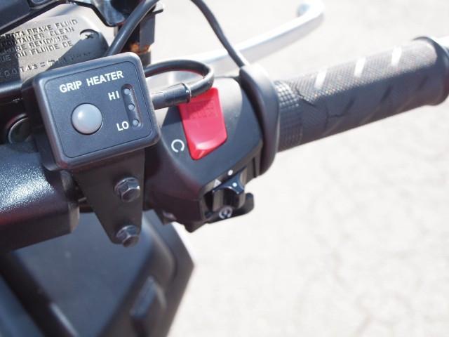 ホンダ シルバーウイング400 ABS グリップヒーター装備の画像(埼玉県