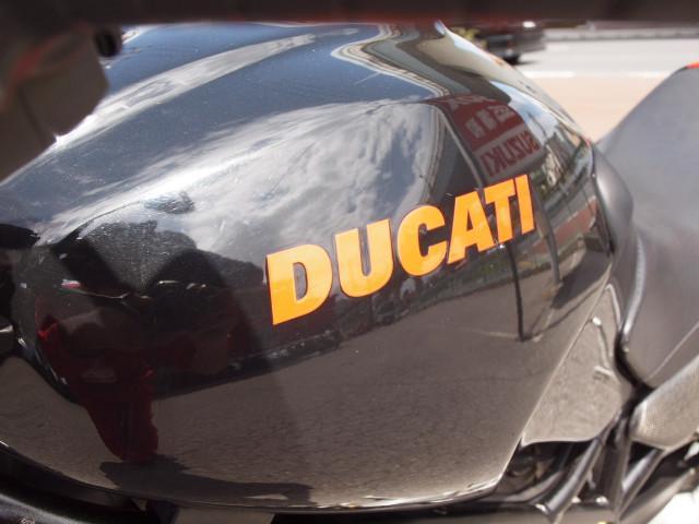 DUCATI モンスターS2R ウインカー変更済みの画像(埼玉県