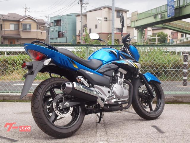 スズキ GSR250 生産終了モデル 新車の画像(埼玉県