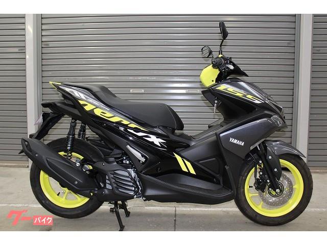 AEROX155 STDバージョン インドネシアモデル