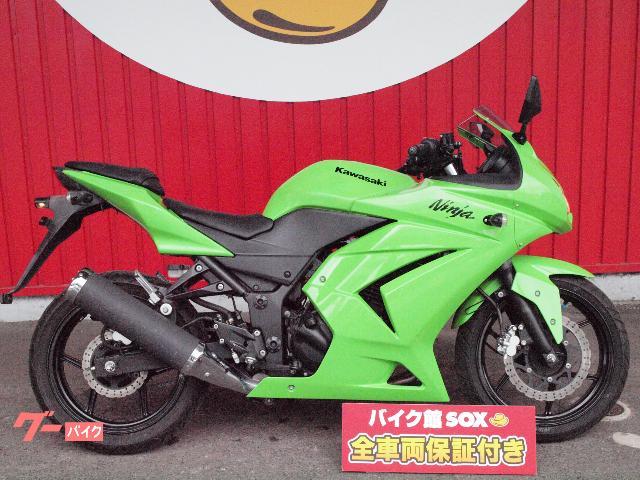 Ninja 250R 2012年モデル