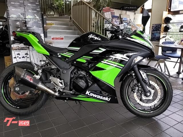 Ninja 250 ABS KRT ヨシムラマフラー フェンダーレス