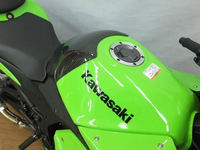 カワサキ Ninja 250R マフラー・フェンダーレス・タンクパッド他改の画像(東京都