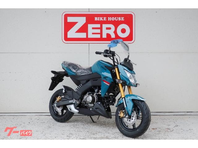 Z125PRO 2021年モデル