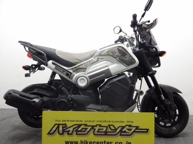 ホンダ NAVI110 アドベンチャースタイル 本国仕様 キャブスクーターの画像(千葉県