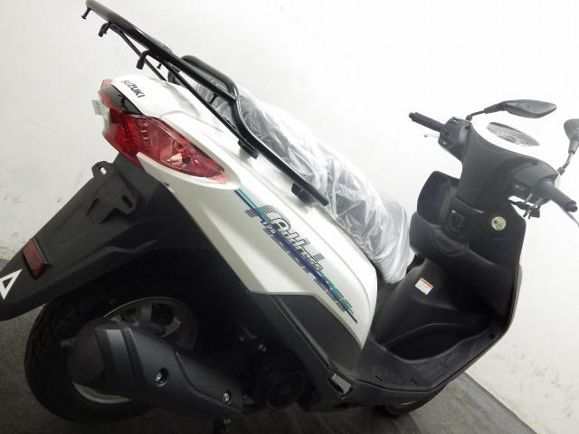 スズキ アドレス125 L8 国内モデルの画像(千葉県