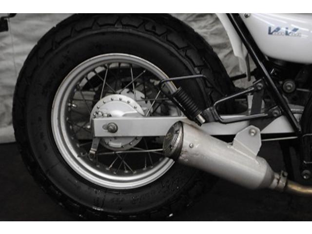 スズキ バンバン200 USB電源 スーパートラップマフラーの画像(千葉県