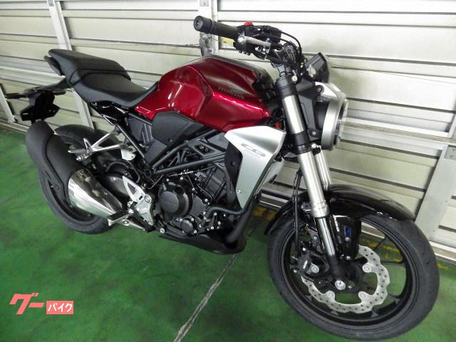 ホンダ CB250R ABS 国内モデル レッドの画像(千葉県