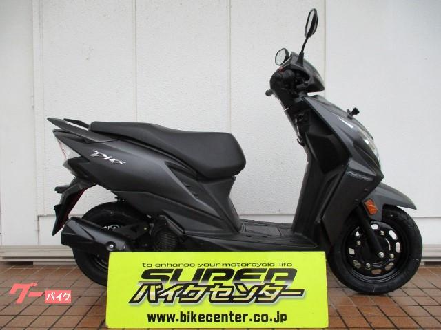 Dio110 日本未発売モデル インドホンダ製