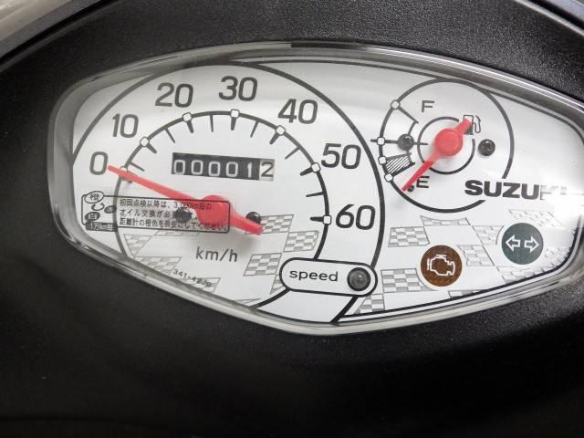 スズキ アドレスV50 XL5 国内モデル グレーの画像(千葉県
