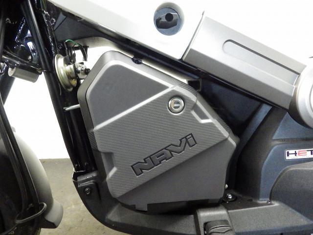 ホンダ NAVI110 BOX付 本国仕様 キャブスクーターの画像(千葉県