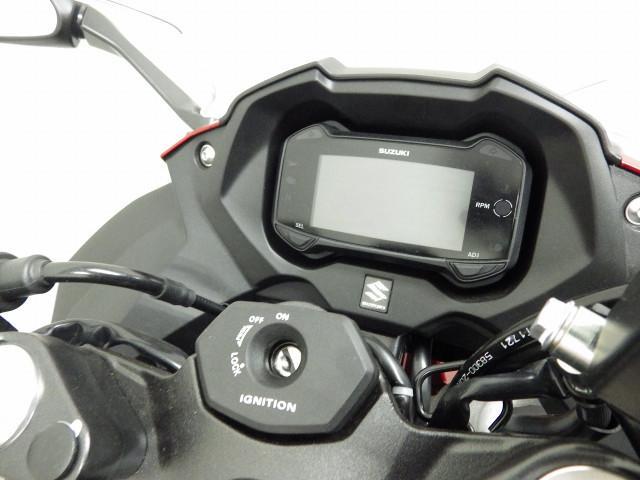 スズキ GSX250R 国内現行モデル レッドの画像(千葉県