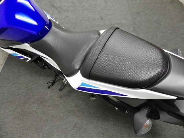 スズキ GSX250R 国内現行モデル ブルーの画像(千葉県