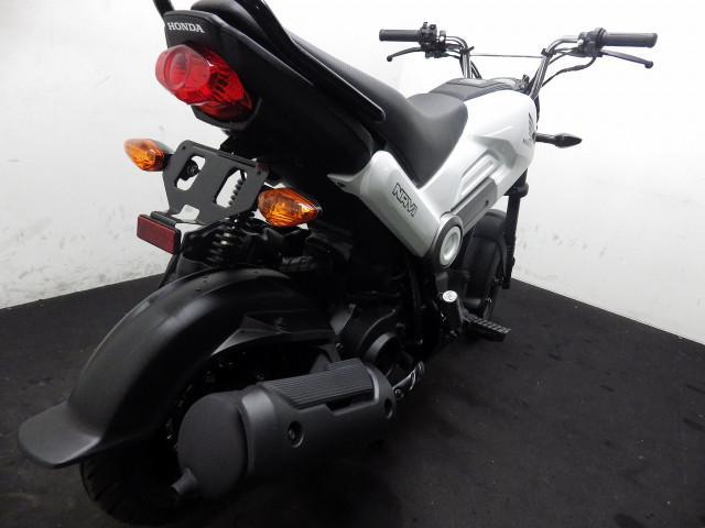 ホンダ NAVI110 本国仕様 キャブスクーター ホワイトの画像(千葉県