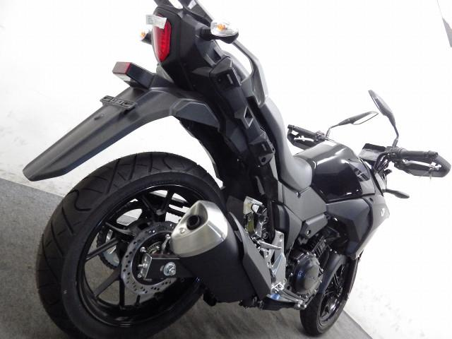 スズキ V-ストローム250 国内現行モデル ブラックの画像(千葉県
