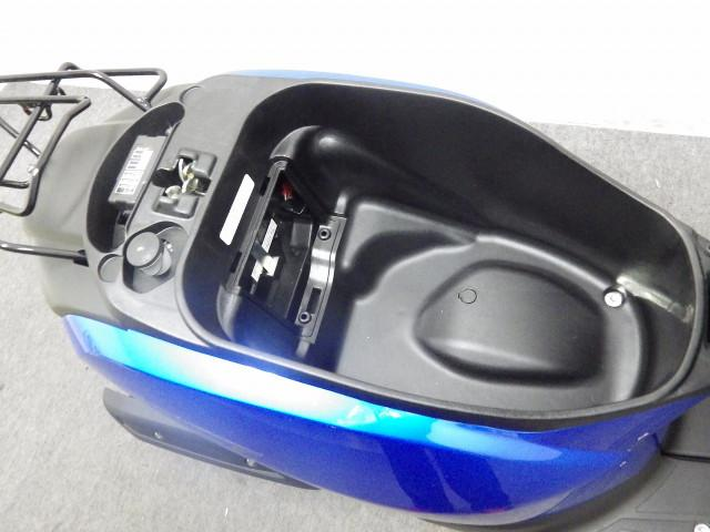 ホンダ タクト・ベーシック 国内現行モデル ブルーの画像(千葉県