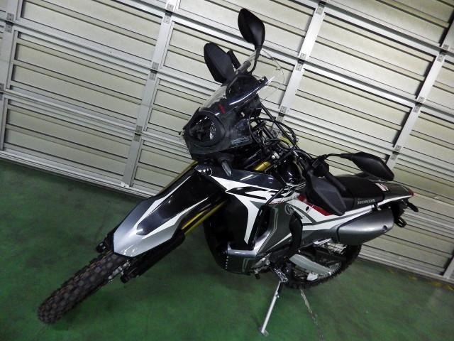 ホンダ CRF250 ラリーABS ブラックの画像(千葉県