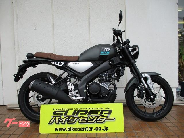 XSR155 タイヤマハ製 国内未発売モデル マットグレー