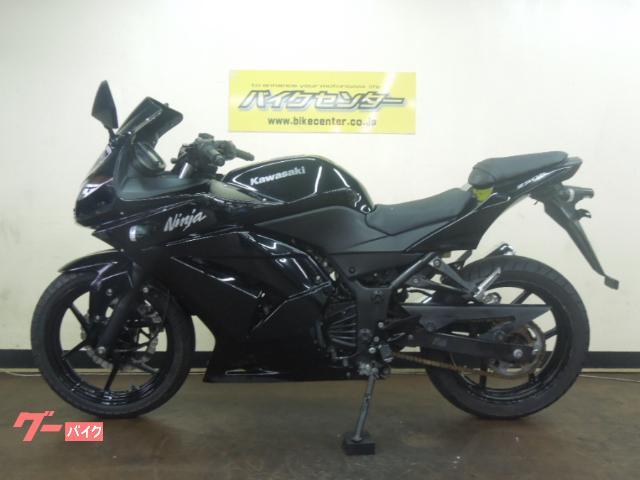 カワサキ Ninja 250R 2012年モデルの画像(千葉県