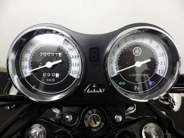 ヤマハ YB125SP 本国仕様 キャブレター車の画像(埼玉県
