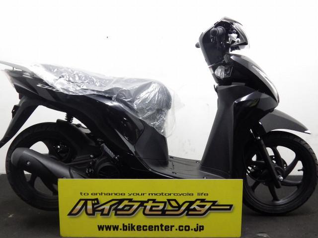 ホンダ Dio110 国内現行モデル ブラックの画像(埼玉県