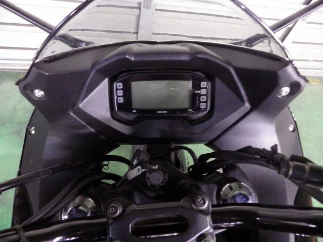 スズキ GIXXER SF ABS FI ブラックの画像(埼玉県