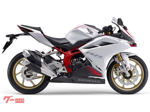 CBR250RR 国内最新モデル パールグレアホワイト