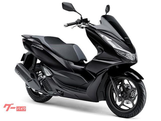 PCX160 国内最新モデル KF47型 ブラック