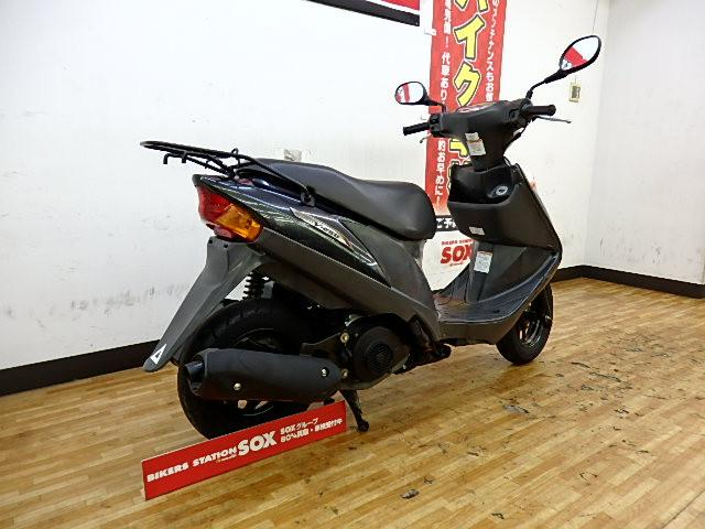スズキ アドレスV125G K7モデルの画像(埼玉県