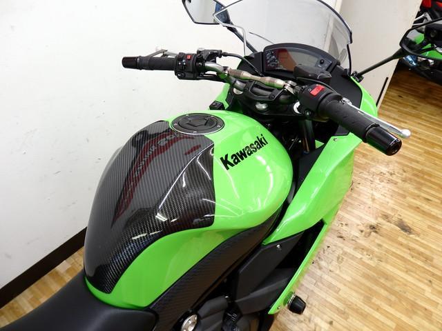 カワサキ Ninja 400R ABS スライダー付の画像(埼玉県