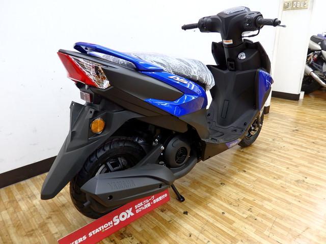ヤマハ AS125 Fi 新車 輸入モデルの画像(埼玉県