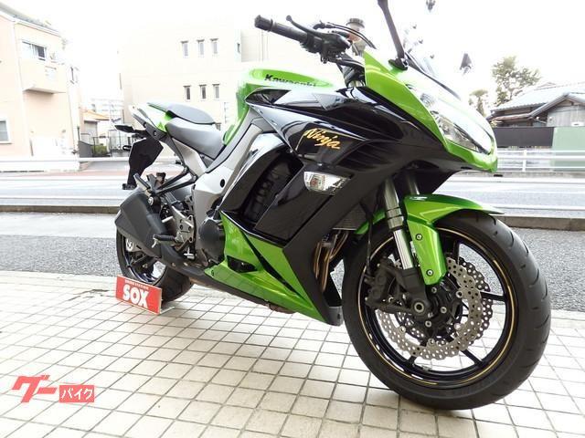 カワサキ Ninja 1000 HIDヘッドライトの画像(埼玉県