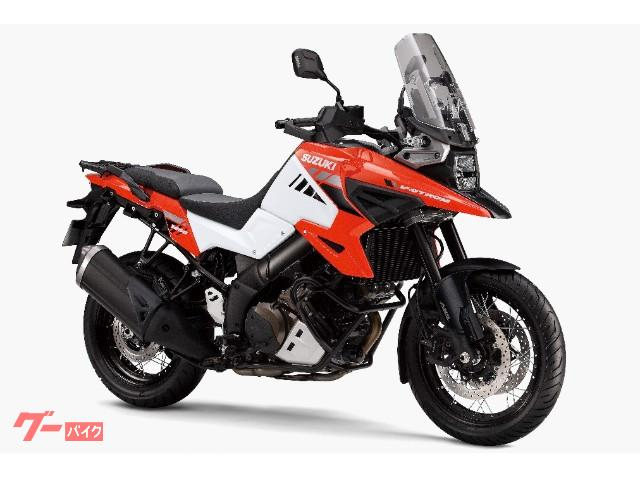 V−ストローム1050XT 新型  2020年モデル