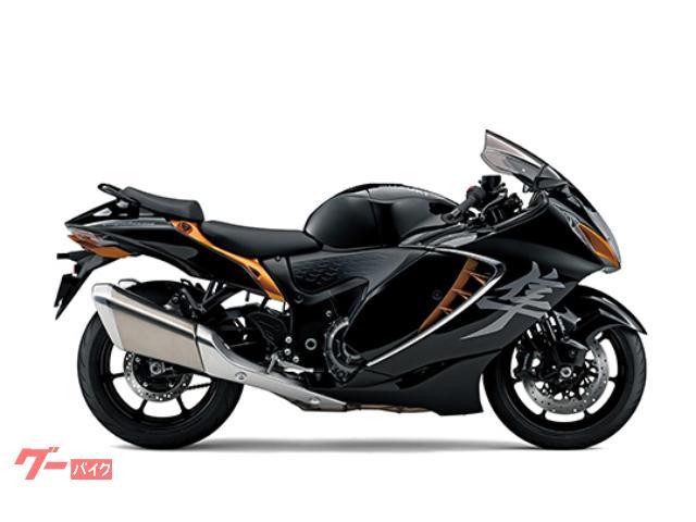 GSX1300Rハヤブサ 新型 2021