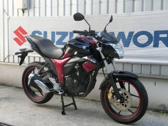 スズキ GIXXER  ジクサー 国内新型 2017年モデルの画像(千葉県