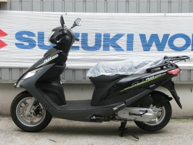 スズキ アドレス125 新型モデルの画像(千葉県