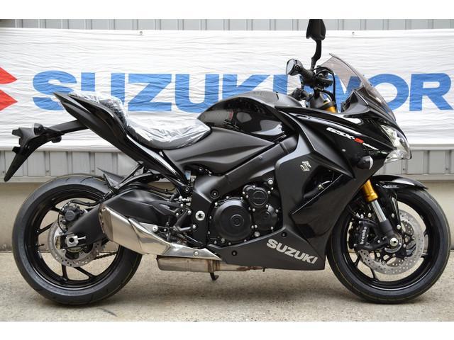 スズキ GSX-S1000F NEWカラー ブラック スリッパークラッチ搭載の画像(千葉県