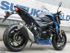 スズキ GSX-S750ABS 新型 ブルー・ブラックの画像(千葉県