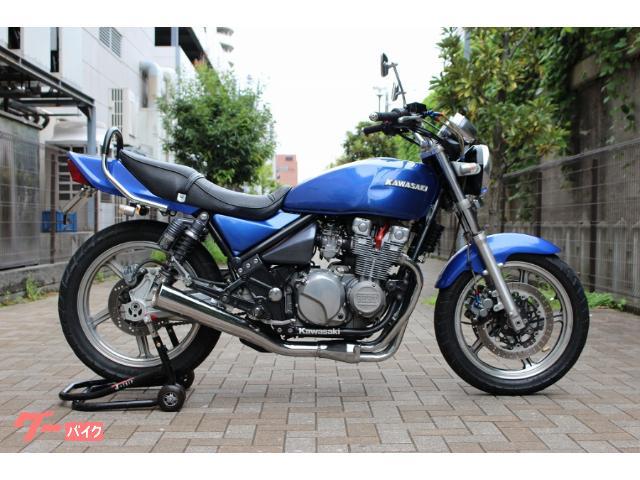 ZEPHYR400 メタリックソニックブルー