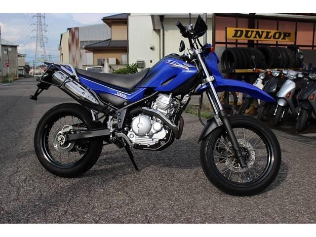 ヤマハ XT250X ブルーの画像(群馬県