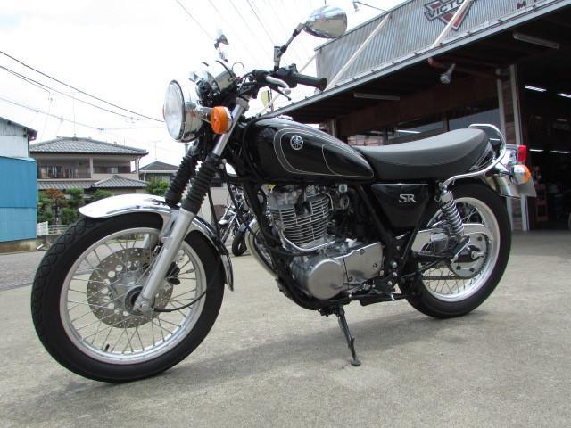 ヤマハ SR400 ノーマル車の画像(群馬県