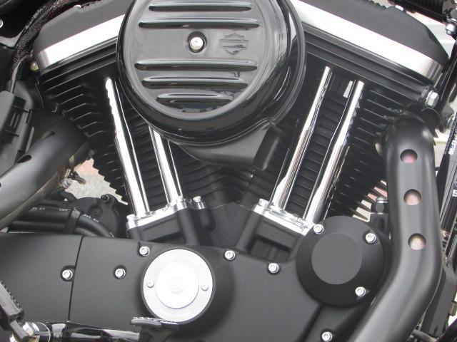 HARLEY-DAVIDSON XL883N アイアン ワンオーナー車の画像(群馬県