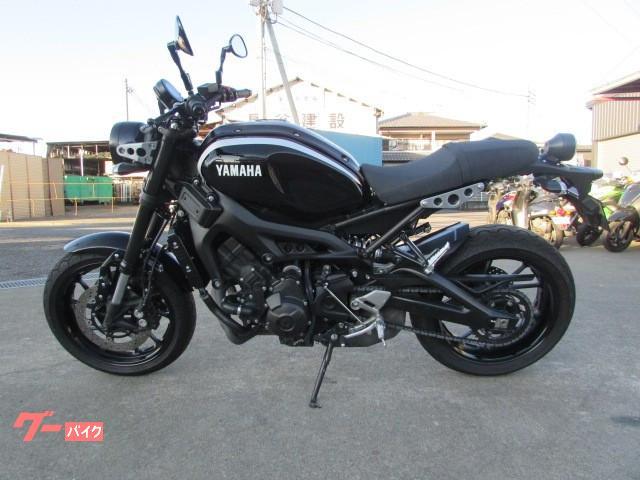 ヤマハ XSR900 ノーマルの画像(群馬県