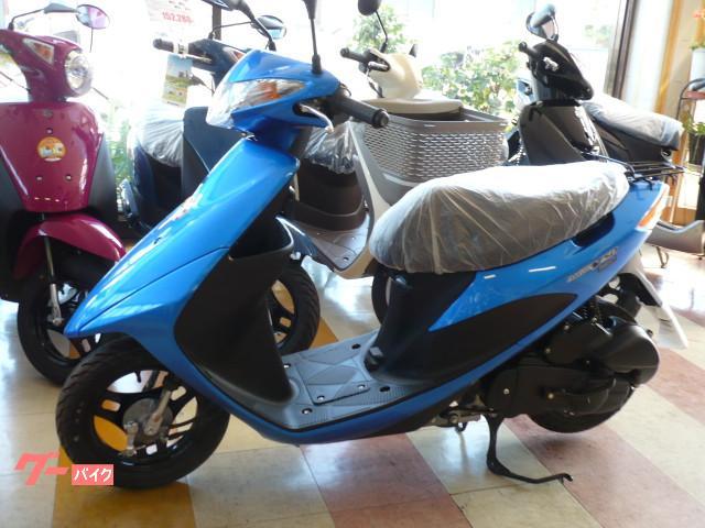 スズキ アドレスV50 18年モデルの画像(群馬県