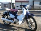 ホンダ スーパーカブC125の画像(群馬県