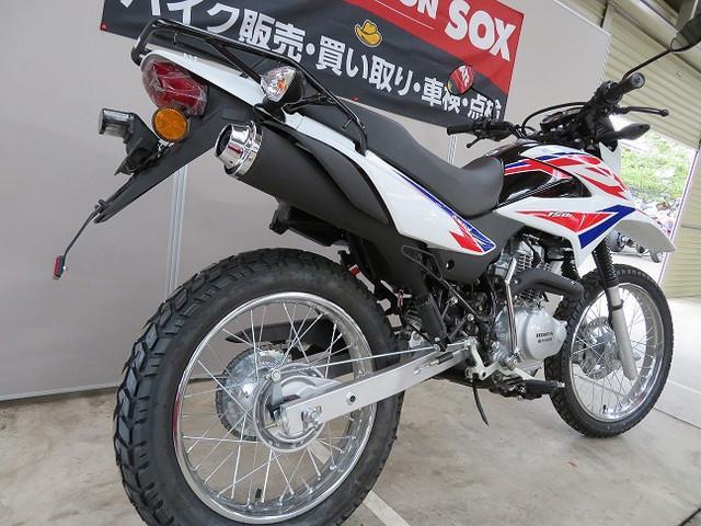 ホンダ XR150L 輸入新車の画像(東京都